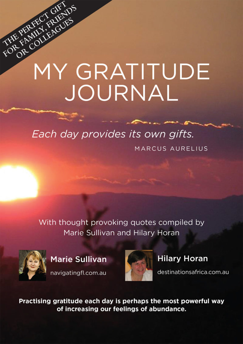 My Gratitude Cover